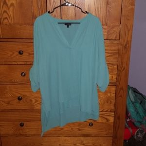 The Limited light blue top